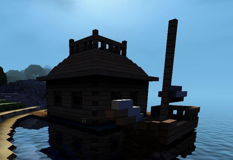 Strategie Zone Haus und Boot